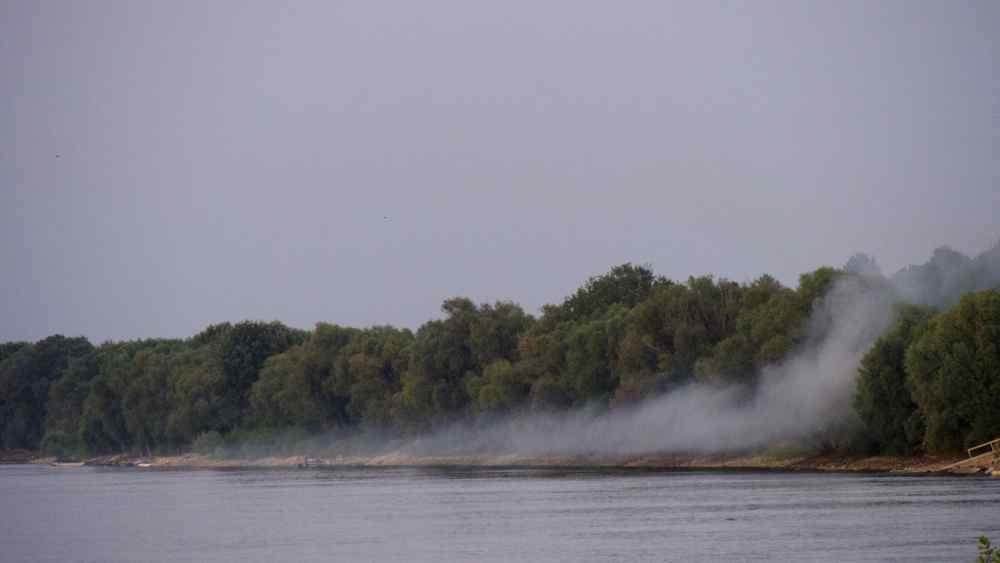 Aljmas_Danube en fumée