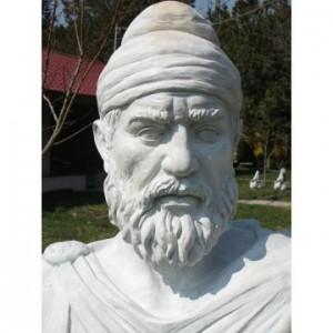 Le roi dace Decebal, redoutable adversaire de Rome