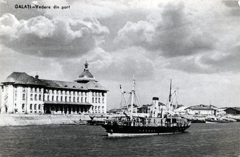 Port de Galati
