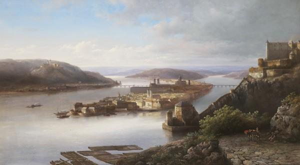 Danube_Passau_Kasparus_Karsen_-_Gezicht_op_Passau_aan_de_Donau