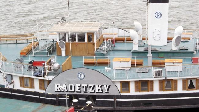 La réplique du Radetzky