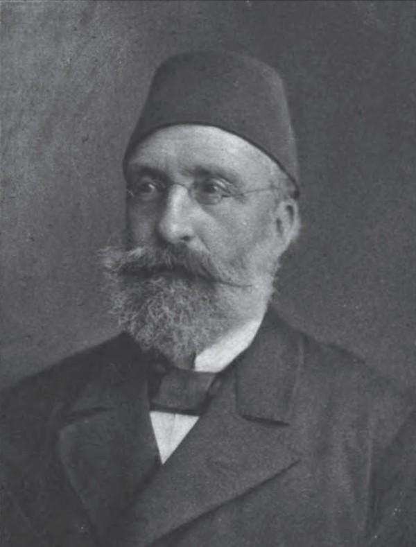 Midhat Pasha (1822-1884)