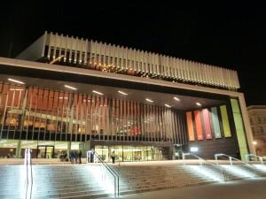 Linz, Opéra-Théâtre