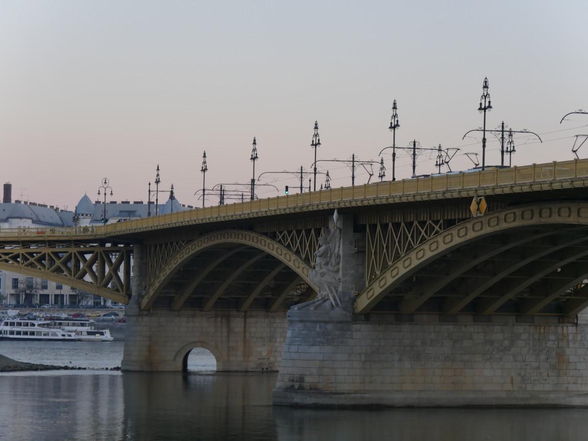 Le pont Marguerite