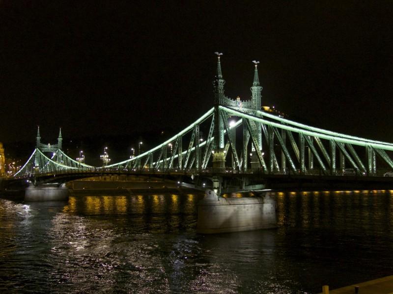 Le Pont François - Joseph, aujourd'hui dénommé Pont de la liberté