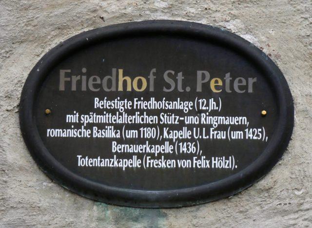Skt Peter Straubing